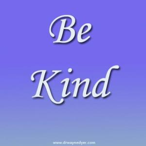 Be Kind Photo